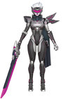 FIGURA LEGACY LEAGUE OF LEGENDS FIORA 15 CM