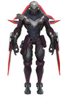 FIGURA LEGACY LEAGUE OF LEGENDS ZED 15 CM