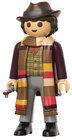 FIGURA PLAYMOBIL FUNKO DR WHO 4TH 15 CM