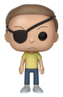 FIGURA POP ANIMATION: EVIL MORTY EDICION LIMITADA