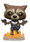 FIGURA POP GUARDIANS OF GALAXY V2: ROCKET RACCOON