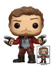 FIGURA POP GUARDIANS OF GALAXY V2: STAR LORD