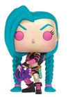 FIGURA POP LEAGUE OF LEGENDS: JINX