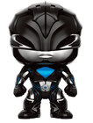 FIGURA POP POWER RANGERS MOVIE: BLACK