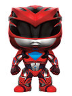 FIGURA POP POWER RANGERS MOVIE: RED
