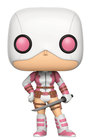 FIGURA POP MARVEL: GWENPOOL MASKED WITH SWORD