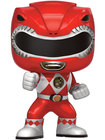 FIGURA POP POWER RANGERS: RED METALLIC