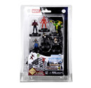 MARVEL HEROCLIX AVENGER/DEFENDER WAR FAST FORCES