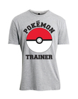 CAMISETA POKEMON TRAINER L