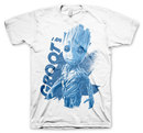 CAMISETA GUARDIANES DE LA GALAXIA YO SOY GROOT XL