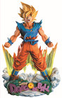 FIGURA BANPRESTO DRAGON BALL DIORAMA GOKU 18 CM