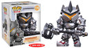 FIGURA POP OVERWATCH: REINHARDT
