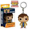 LLAVERO POP DR WHO 10TH DOCTOR