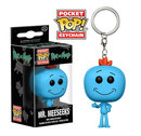 LLAVERO POP RICK & MORTY: MR.MEESEEKS