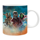 TAZA GUARDIANS OF GALAXY 2 COLORS