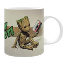 TAZA GUARDIANS OF GALAXY 2 GROOT