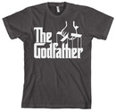 T-SHIRT THE GODFATHER LOGO L