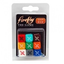 DADOS NAVES FIREFLY THE GAME (INGLES)