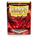 FUNDA *MATE* DRAGON SHIELD CRIMSON (60)