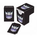 ULTRA PRO DECK BOX TRANSFORMERS DECEPTICON