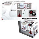 PACK TAZA + LLAVERO ASSASINS CREED
