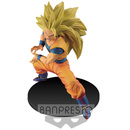 FIGURAS BANPRESTO DRAGON BALL S SAIYAN 3 GOKU 14CM