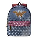 MOCHILA WONDER WOMAN FREETIME