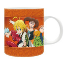 TAZA SEVEN DEADLY SINS THE SINS