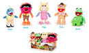 MUPPETS PLUSH ASSORTMENT DISPLAY (12)