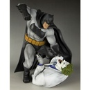ARTFX FIGURE:  BATMAN DARK KNIGHT HUNT 30CM