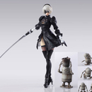 FIGURE NIER BRING ARTS 2B & MACHINE LIFEFORM