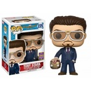 POP VINYL FIGURE MARVEL: TONY STARK & HELMET