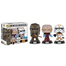 POP VINYL FIGURE PACK STAR WARS: TARFUL, EMPEROR & UTUPAU