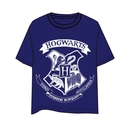 T-SHIRT HARRY POTTER HOGWARTS L