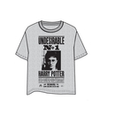 T-SHIRT HARRY POTTER UNDESIRABLE Nº1 L