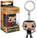 POP KEYCHAIN WALKING DEAD NEGAN