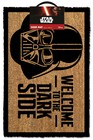 DOORMAT -  STAR WARS DARK SIDE LOGO 40 X 60