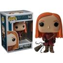 POP FIGURE HARRY POTTER: GINNY QUIDDITCH ROBES