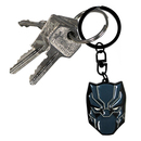 KEYCHAIN:  BLACK PANTHER