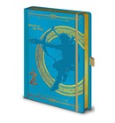 PREMIUM NOTEBOOK A5 ZELDA BREATH OF THE WILD