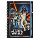 NOTEBOOK A5 STAR WARS NEW HOPE