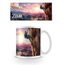 ZELDA BREATH OF THE WILD THE CLIMB MUG