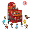 FUNKO MYSTERY MINIS THE INCREDIBLES 2 DISPLAY (12)