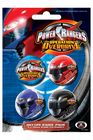 Pack 4 chapas power rangers
