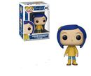 FIGURA POP CORALINE: CORALINE RAINCOAT
