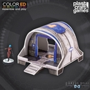 PCG: CURVED MODULAR BUILDING