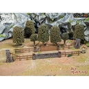 PCG: OLD SHIRE FENCES