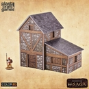 PCG: TWO-STORY MEDIEVAL DWELLING