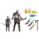 NECA GOD OF WAR FIGURE PACK: KRATOS & ATREUS 18 CM