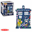 FIGURA POP DR WHO: TARDIS CLARA MEMORIAL